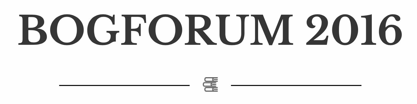 Bogforum logo - kulturmor