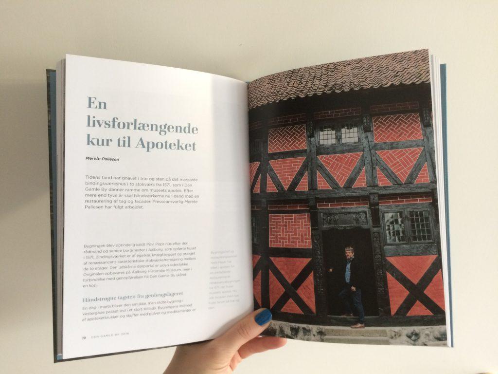 Den gamle by årbog 2016 - kulturmor