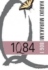 Haruki Murakami 1Q84 forside Kulturmor