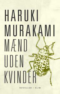 Haruki Murakami Mænd uden kvinder forside Kulturmor