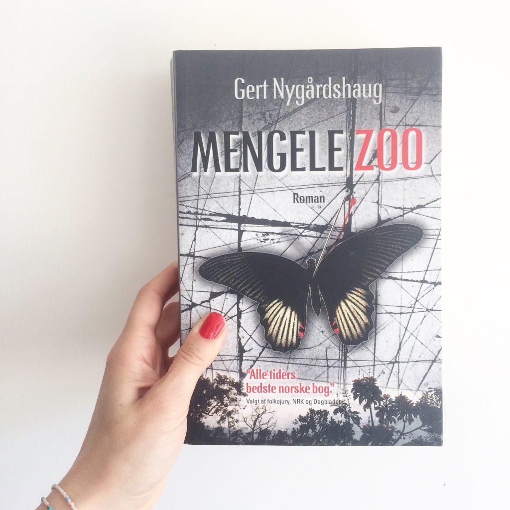 Mengele zoo roman anbefaling