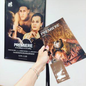 premiere kulturmor teateranmeldelse