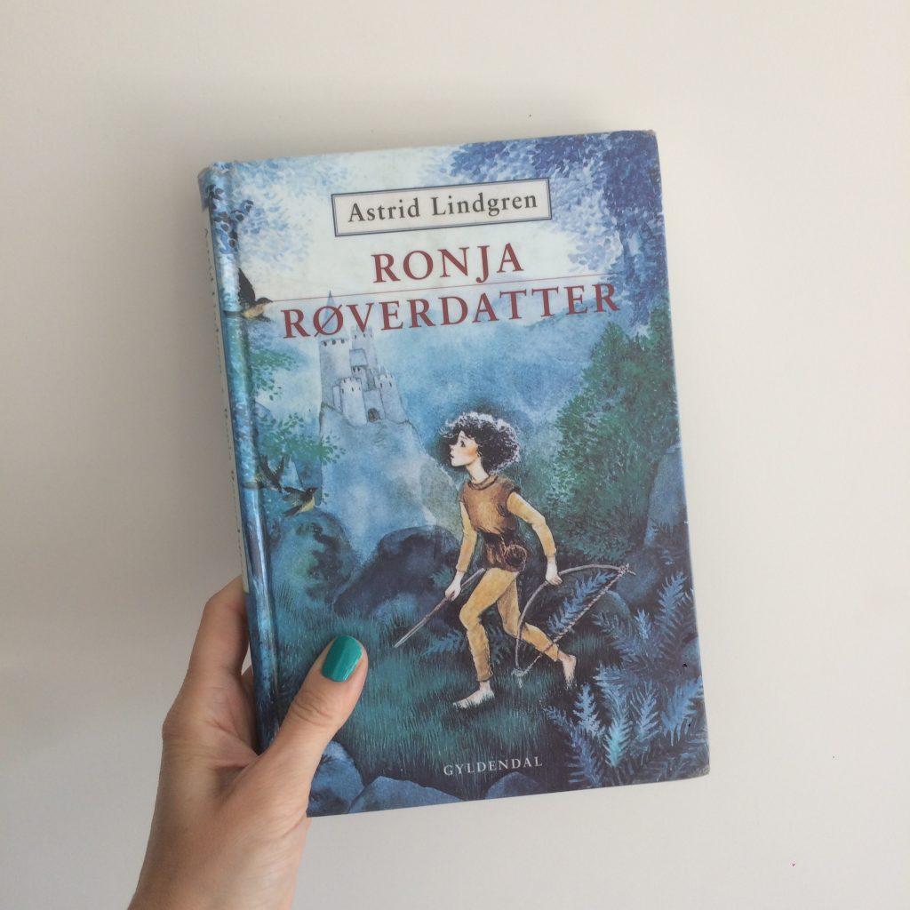 Ronja røverdatter kulturmor børnebøger