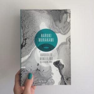 Haruki Murakami Hardboiled wonderland og verdens ende boganmeldelse kulturmor