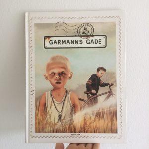 Garmanns gade kulturmor boganmeldelse