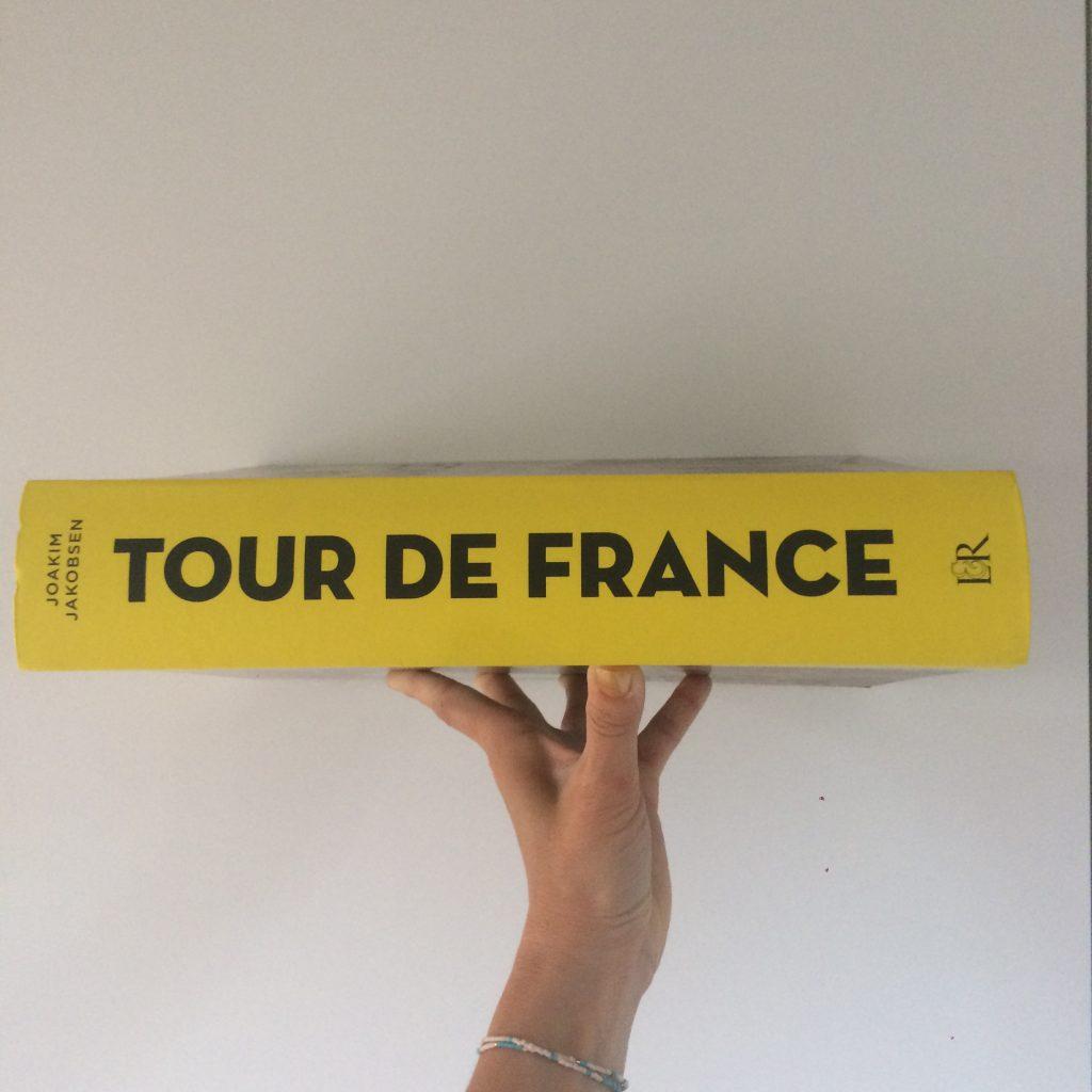 Tour de France bog kulturmor