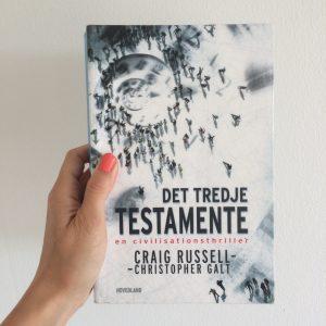biblical det tredje testamente craig russell kulturmor