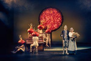 teaterkoncert anmeldelse kulturmor
