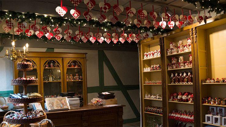 Aarhus familie børn jul den gamle by