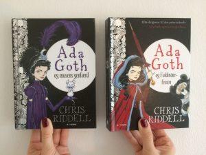 Ada goth børnebog anmeldelse kulturmor