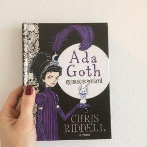 Turbine Ada Goth børnebog kulturmor