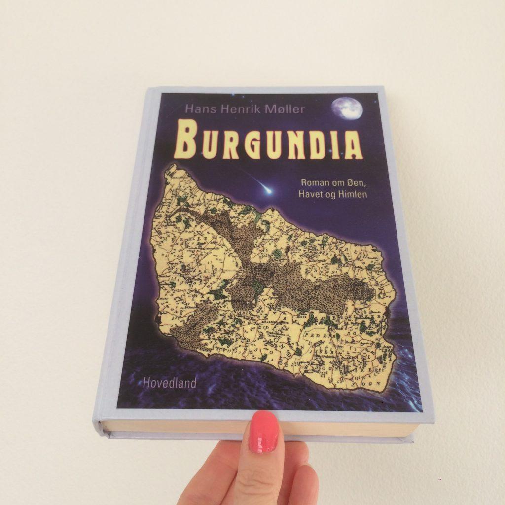 burgundia boganmeldelse kulturmor