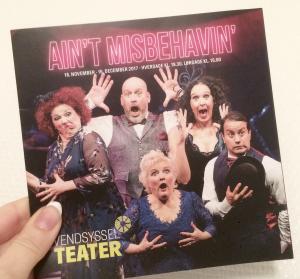 Ain't Misbehavin' teateranmeldelse