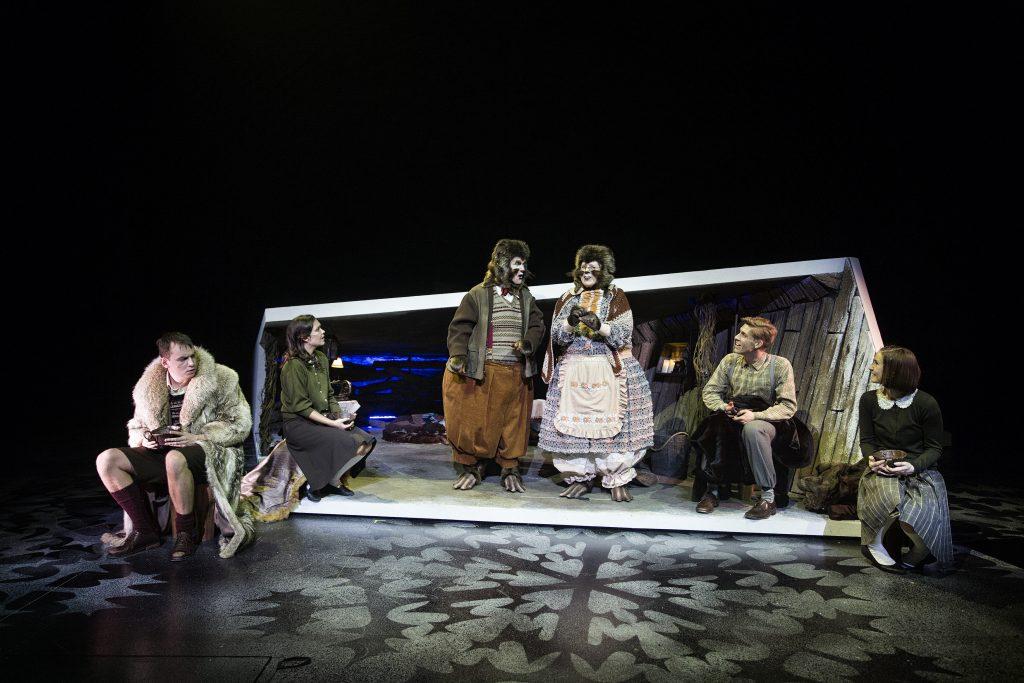 Narnia aarhus teateranmeldelse