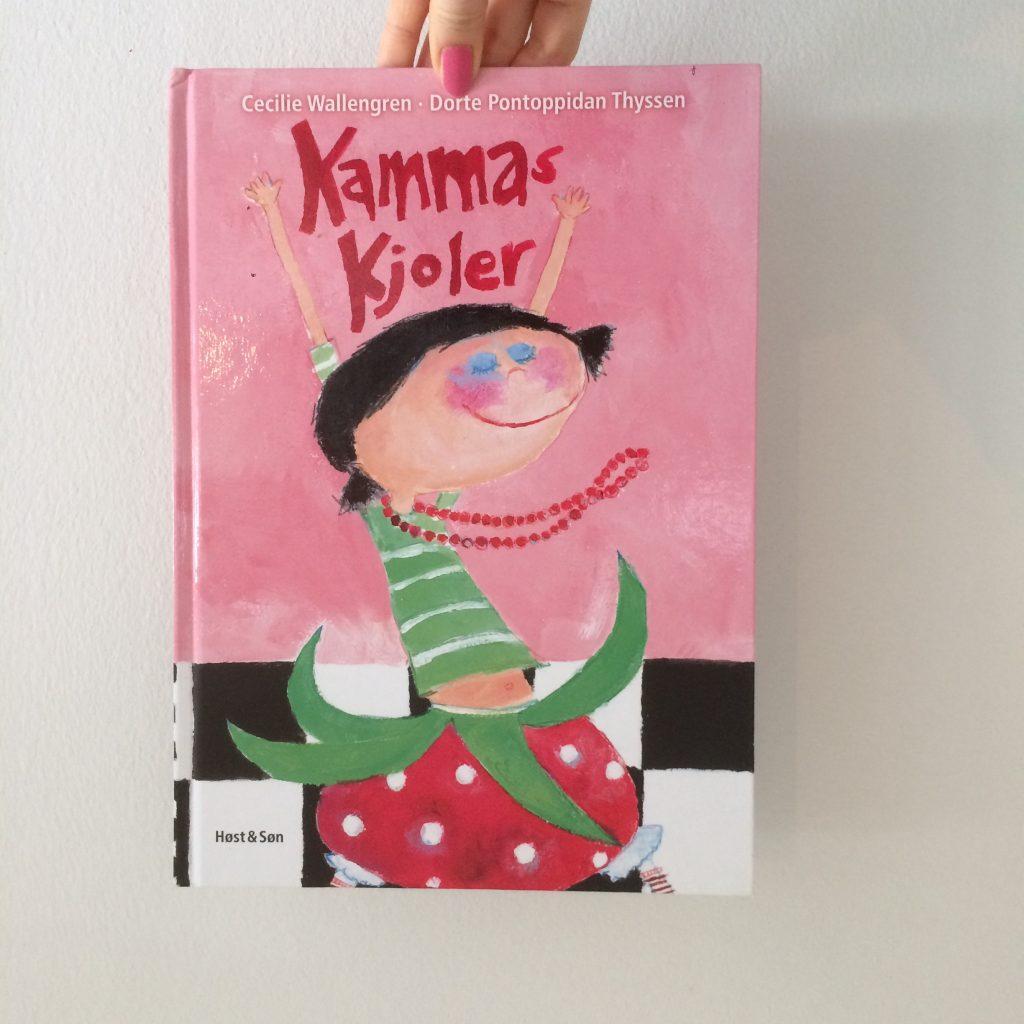 kammas kjoler børnebøger højtlæsning kulturmor
