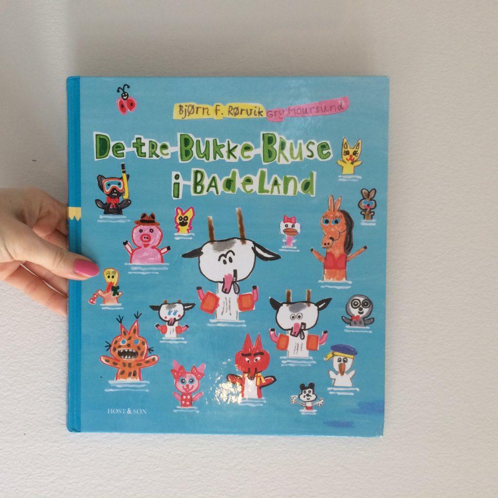 de tre bukkebruse højtlæsning børnebøger