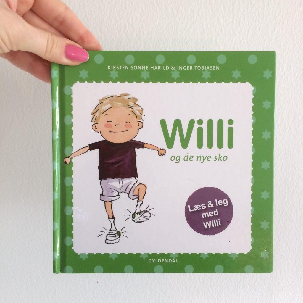 Willi bøger som totte højtlæsning