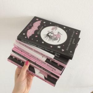 Isadora Moon børnebøger