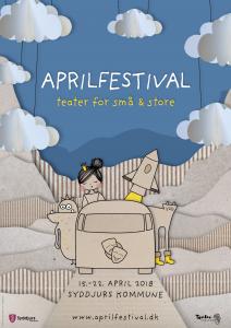 aprilfestival børneteater kulturmor aarhus