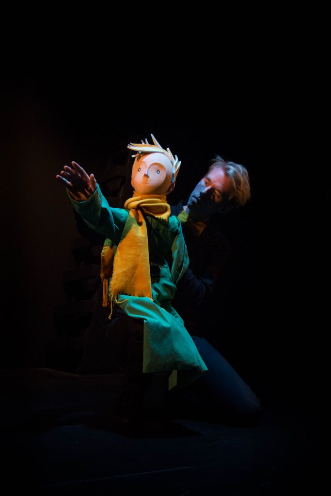 aprilfestival den lille prins teater next børneteater kulturmor