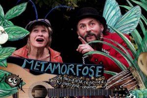 børneteater metamorfose musik kulturmor