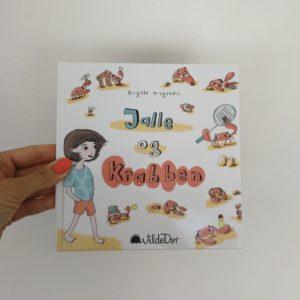 Jalle og krabben højtlæsning børnebog kulturmor