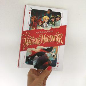 magiske møgunger børnebog højtlæsning magi anmeldelse