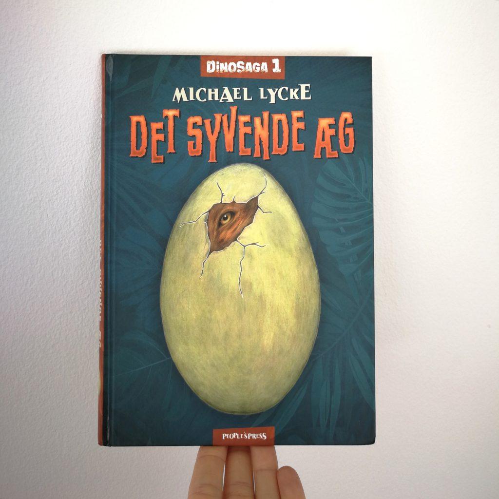 det syvende æg dinosaga 1 højtlæsning kulturmor