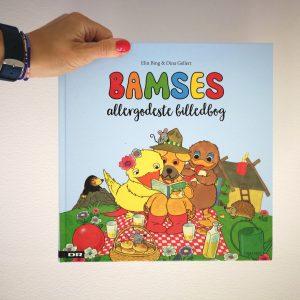 Bamse og kylling billedbog børnebog carlsen kulturmor