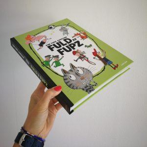 fuld af fupz bøger til børn kulturmor