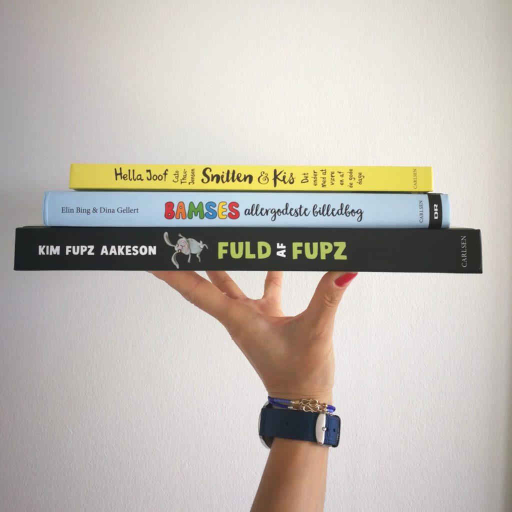højtlæsning carlsen bøger til børn kulturmor