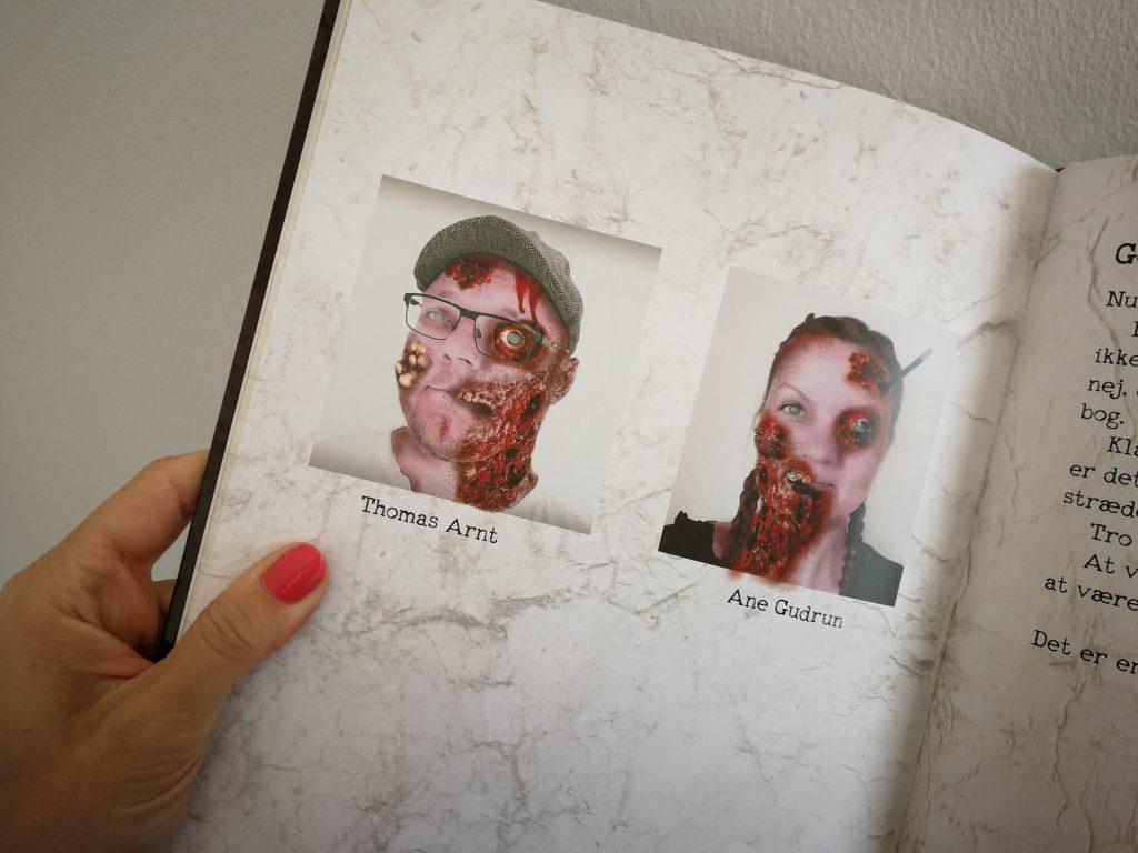sådan bliver du en tjekket zombie cølibat børnebog kulturmor
