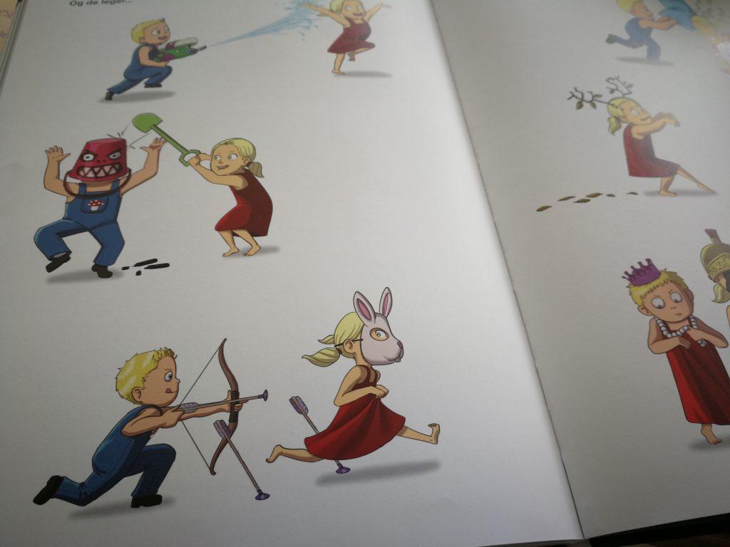 antimobning karl og mobbepolitiet børnebog kulturmor