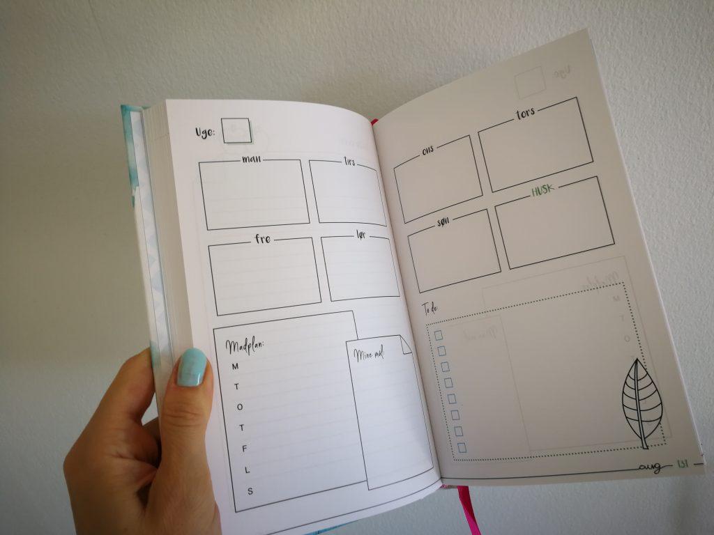 Min bullet journal frydenlund kulturmor