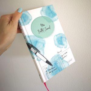 min bullet journal frydenlund boganmeldelse kulturmor