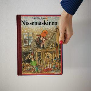 julehistorier findus højtlæsning kulturmor