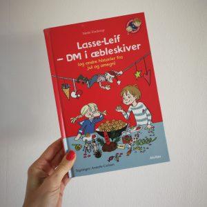 lasse-leif julehistorier børn højtlæsning kulturmor
