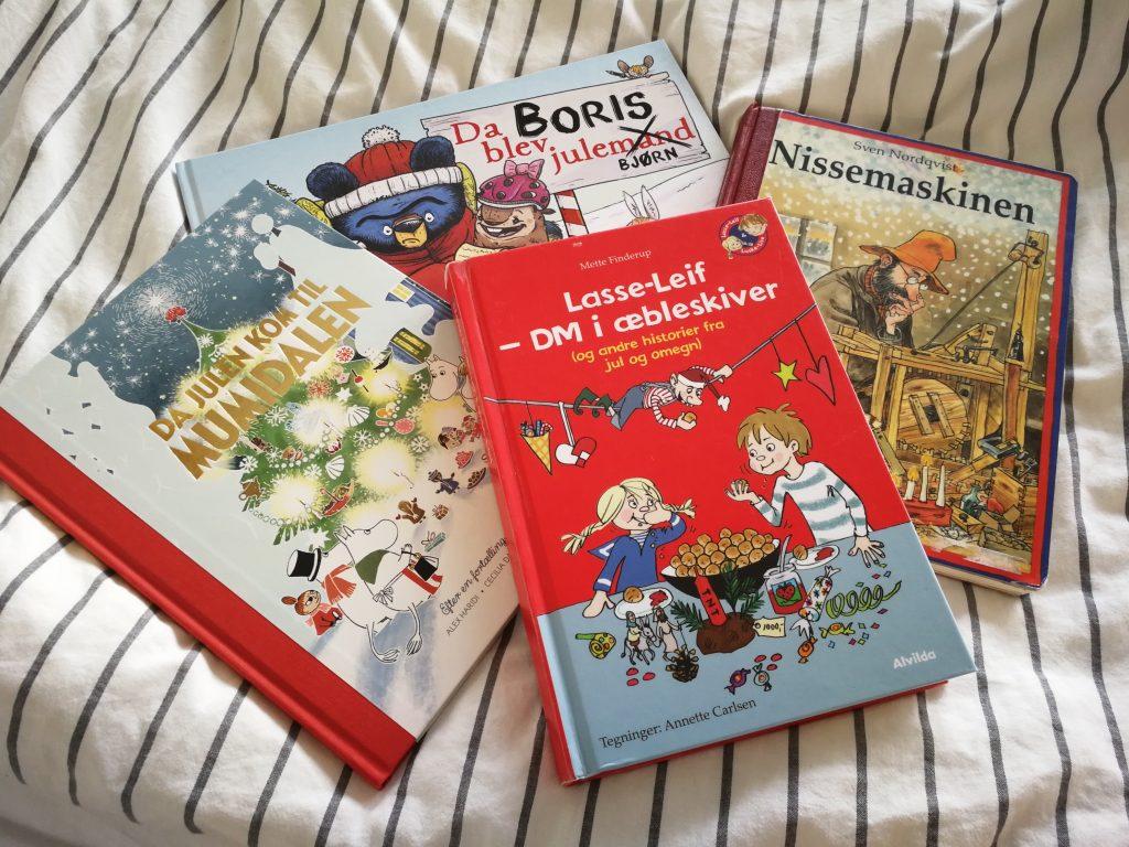 julehistorier børnebøger højtlæsning