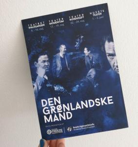 den grønlandske mand teateranmeldelse kulturmor