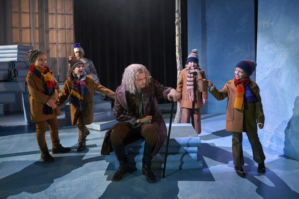 et juleeventyr aalborg teater kulturmor
