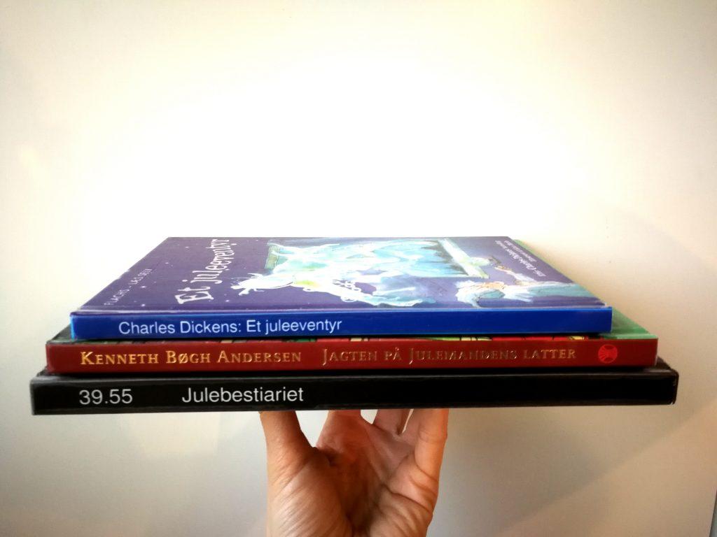 julehistorier til børn børnebog julebøger