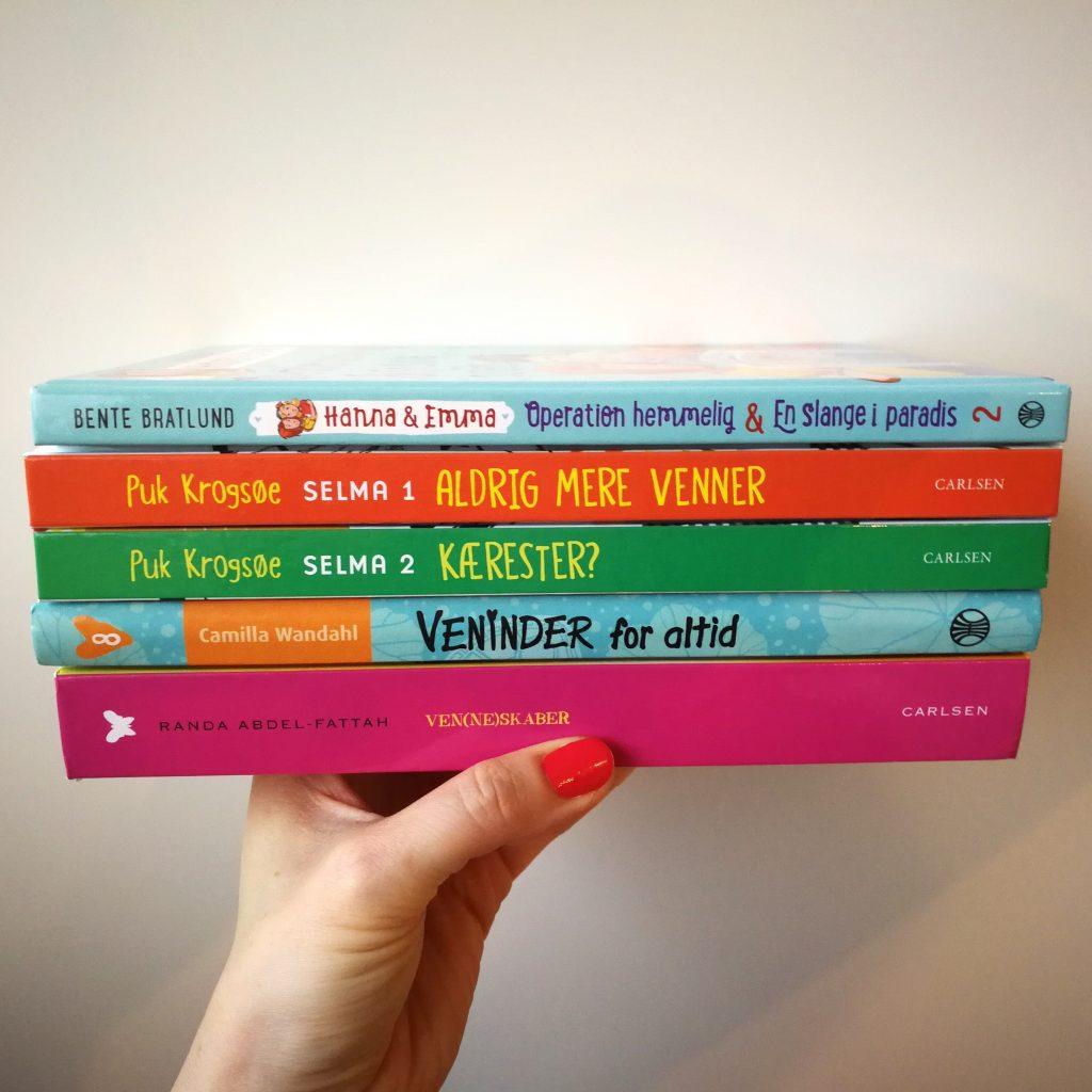 bøger om piger og venskaber børnebog pigebøger kulturmor