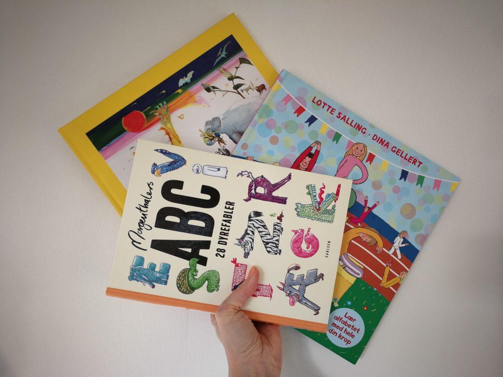 ABC-bøger ABC børnebog anmeldelse kulturmor