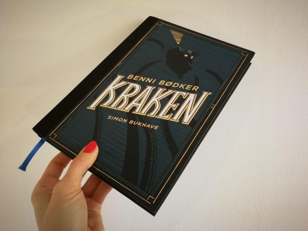 kraken benni bødker forlaget corto børnebog