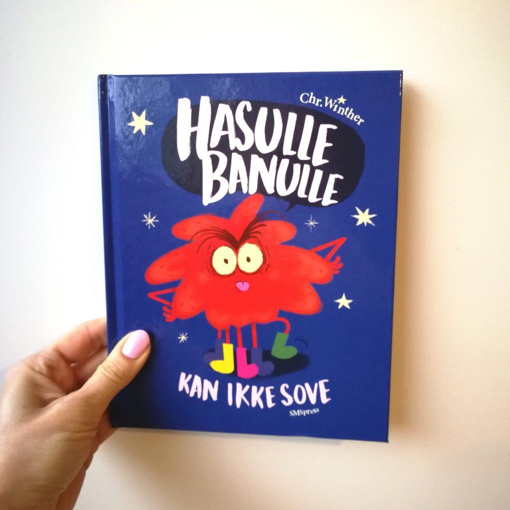 hasulle banulle børnebog højtlæsning smspress kulturmor