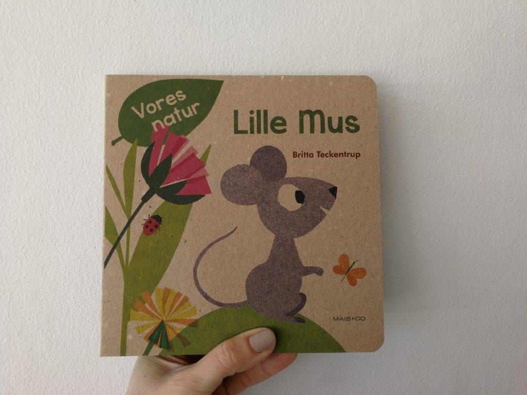 lille mus babybøger bæredygtige bøger mais og co børnebøger højtlæsning kulturmor