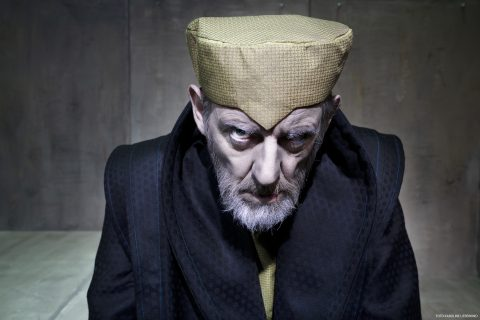 kong lear teater nordkraft anmeldelse kulturmor