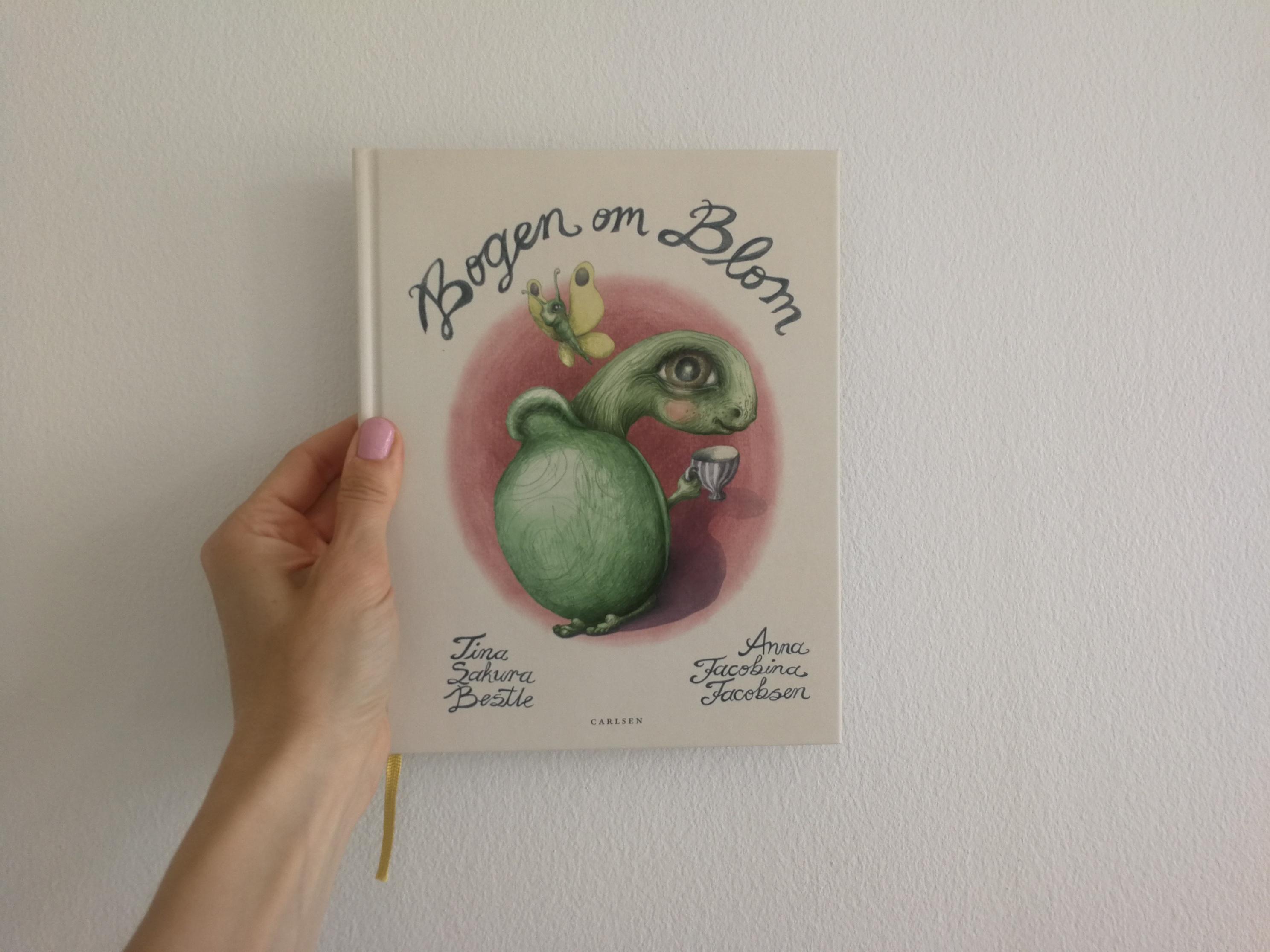 bogen om blom kulturmor anmeldelse