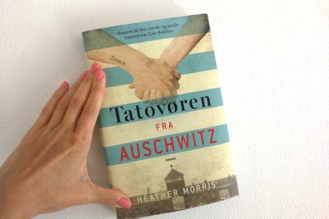tatovøren fra auschwitz roman boganmeldelse