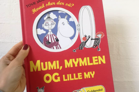 mumi mymlen og lille my børnebog højtlæsning